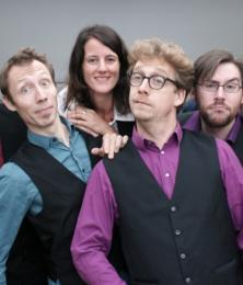 DNA, De Nonsens Alliantie, DNA Impro Show, Improvisatie, Improvisatietheater